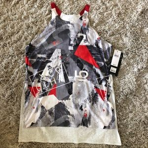 Tank top by MPG.